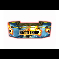 Battleship (Compound Cake) - Bright Star Fireworks