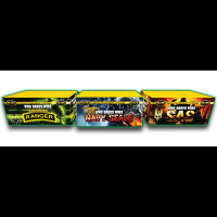 Who Dares Wins - Bright Star Fireworks