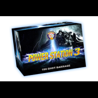 Power Station 3 (NEW) - Brothers Pyrotechnics