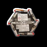 Super Spinner Wheels - Celtic Fireworks