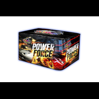 Power Force - Cosmic Fireworks