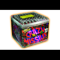 Crazy Missiles - Astra Fireworks