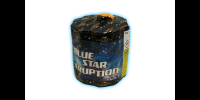 Blue Star Eruption Mine - Hallmark Fireworks