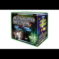 Andromeda - Jorge Fireworks