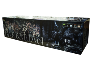 Barbarian (Compound Cake) - Zeus Fireworks