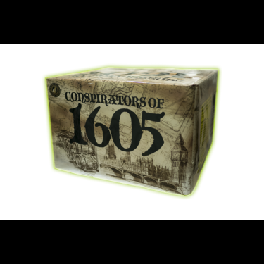 Conspirators of 1605 - Zeus Fireworks