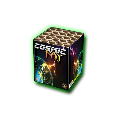 Cosmic Ray - Zeus Fireworks