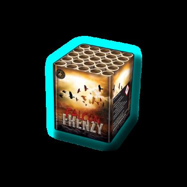 Falcon Frenzy - Zeus Fireworks