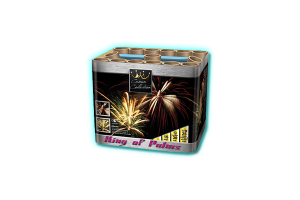 King of Palms - Zeus Fireworks