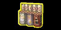 Mini Gods - Zeus Fireworks
