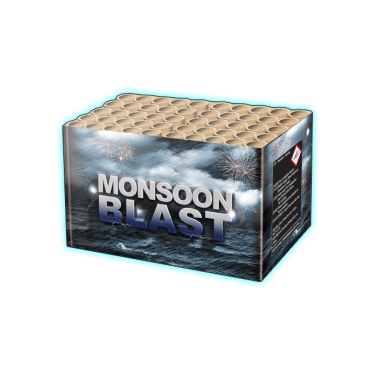 Monsoon Blast - Zeus Fireworks