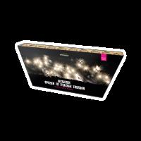 Silver Spinner Slice - Zeus Fireworks