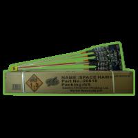 Space Hawk Case (30 Rockets) - Astra Fireworks