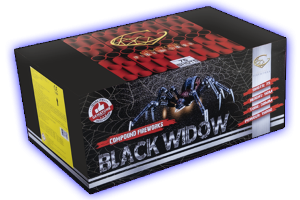 Black Widow - Gemstone Fireworks