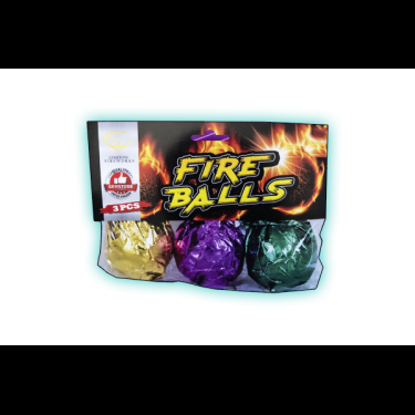 Fire Balls - Gemstone Fireworks