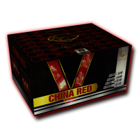 China Red - Gemstone Fireworks