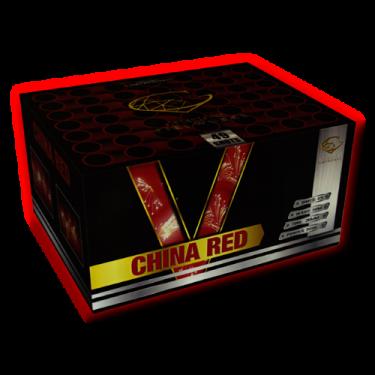 China Red - Gemstone Fireworks