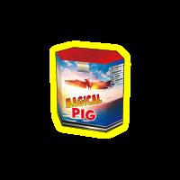 Magical Pig - Gemstone Fireworks