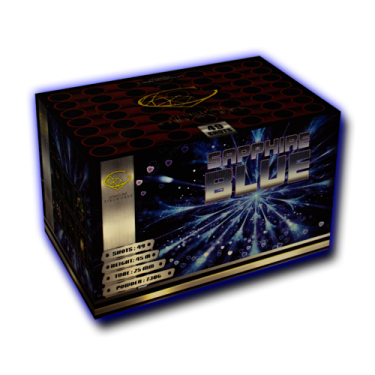 Sapphire Blue - Gemstone Fireworks