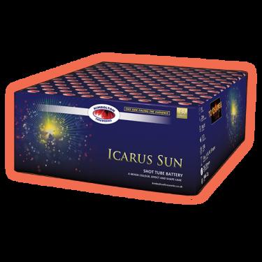 Icarus Sun - Kimbolton Fireworks