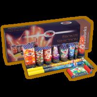 Bronze Selction Box - Kimbolton Fireworks