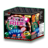 Let it Ride - Primed Pyrotechnics