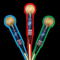 """Ace 3"""" Rocket - Viper Fireworks"""