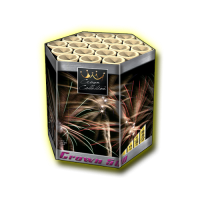 Crown 500 - Zeus Fireworks